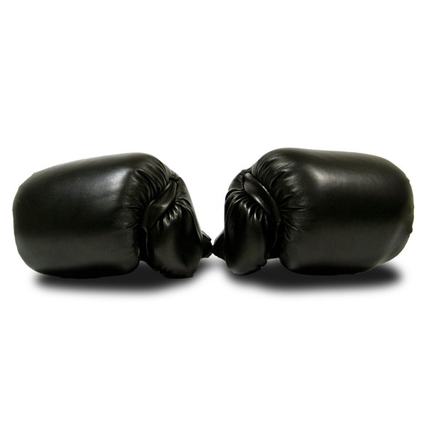 Černé boxerské rukavice Master - velikost 8 oz