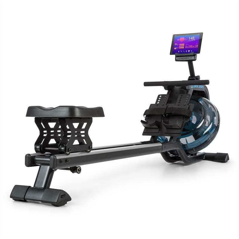 Veslovací trenažér Flow, Capital Sports - nosnost 150 kg