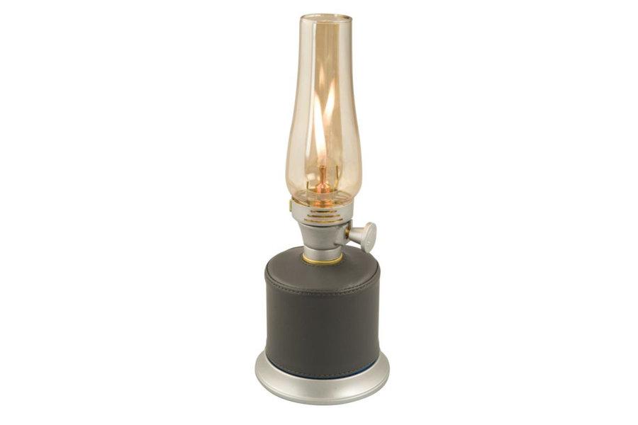 Šedá plynová lampa Campingaz