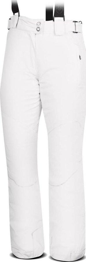 Bílé dámské lyžařské kalhoty Trimm
