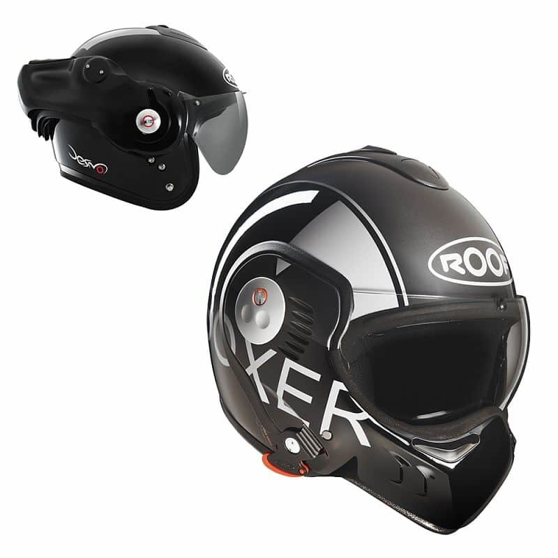Helma na motorku Roof - velikost 63-64 cm