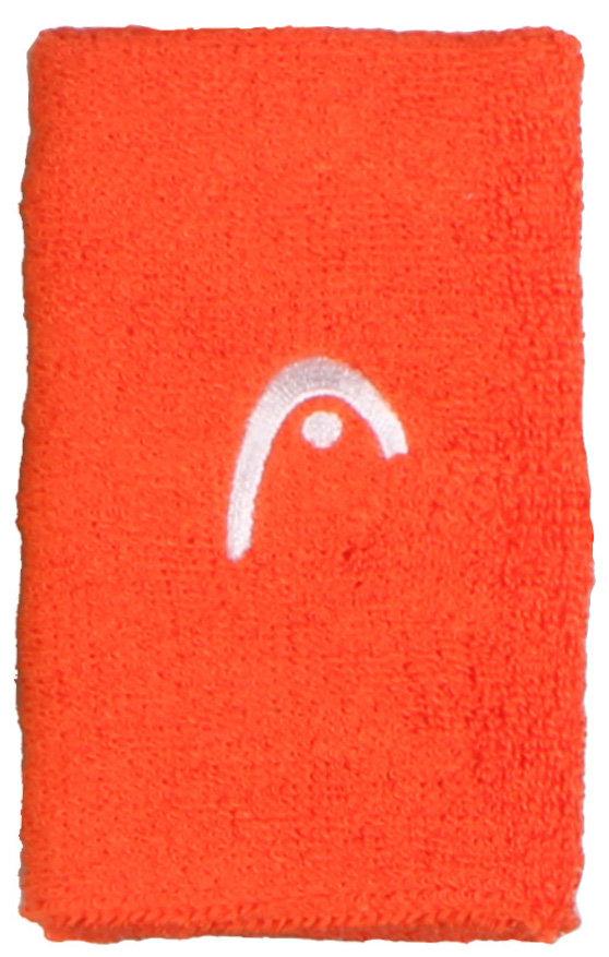 Oranžové tenisové potítko Head