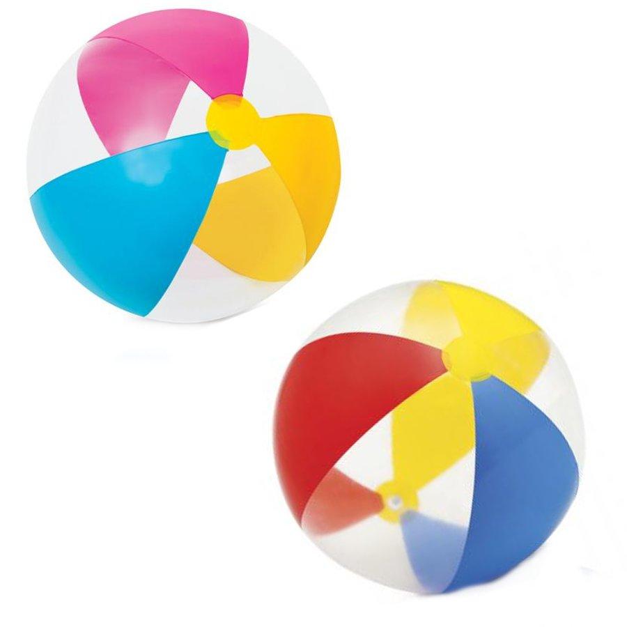 Plážový míč - Nafukovací plážový míč Paradise 61 cm