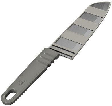 Nůž - Nůž MSR Alpine Chef's Knife Barva: šedá