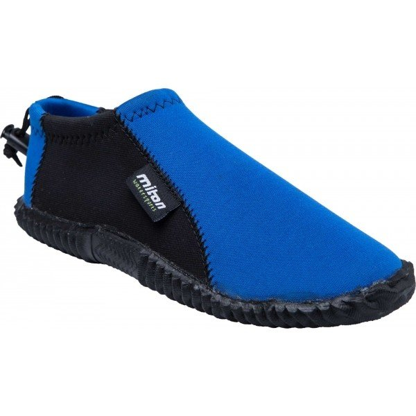 Černo-modré boty do vody Miton