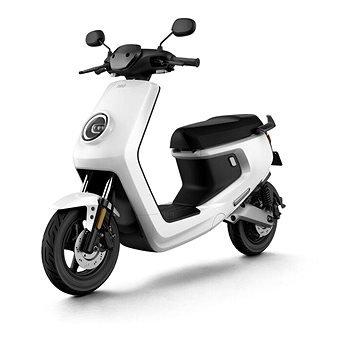 Bílá elektrická motorka M+ Sport, NIU