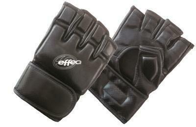 Černé MMA rukavice Sedco - velikost L