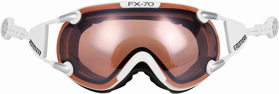 Lyžařské brýle - Casco FX70 Vautron white L
