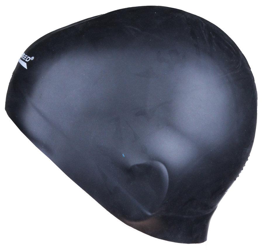 6fe17911278 Černá dámská nebo pánská plavecká čepice RACER