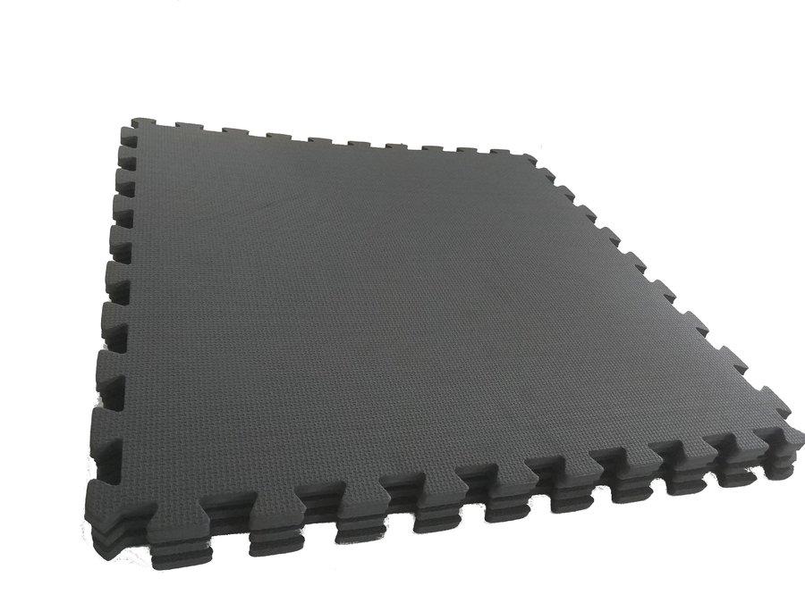 Černá zátěžová podložka SVX - tloušťka 10 mm