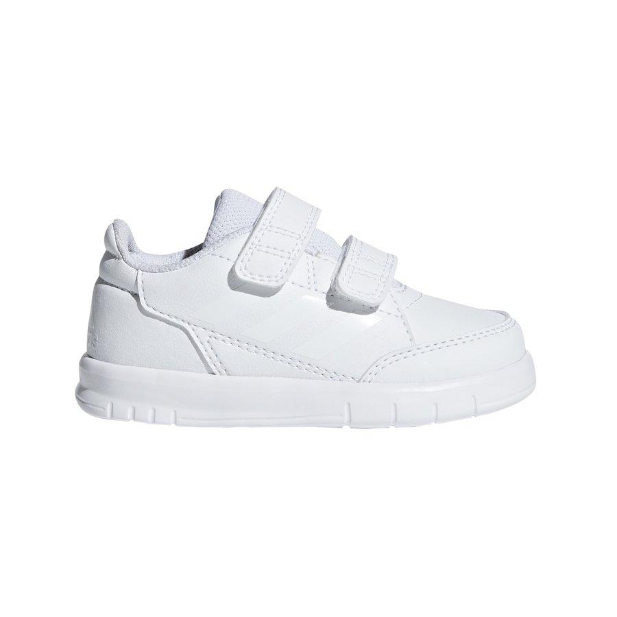 Bílé dětské tenisky Adidas - velikost 22 EU