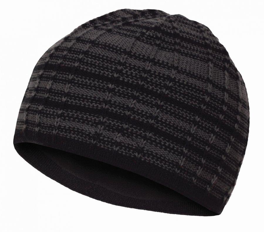Zimní čepice - Husky Pánská čepice Cap 3 hnědá Velikost: L-XL