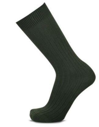 Zelené pánské ponožky Shooter, Sherpax - velikost 39-42 EU