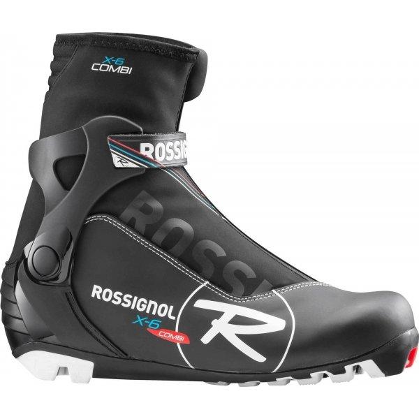Černé boty na běžky Rossignol - velikost 46 EU