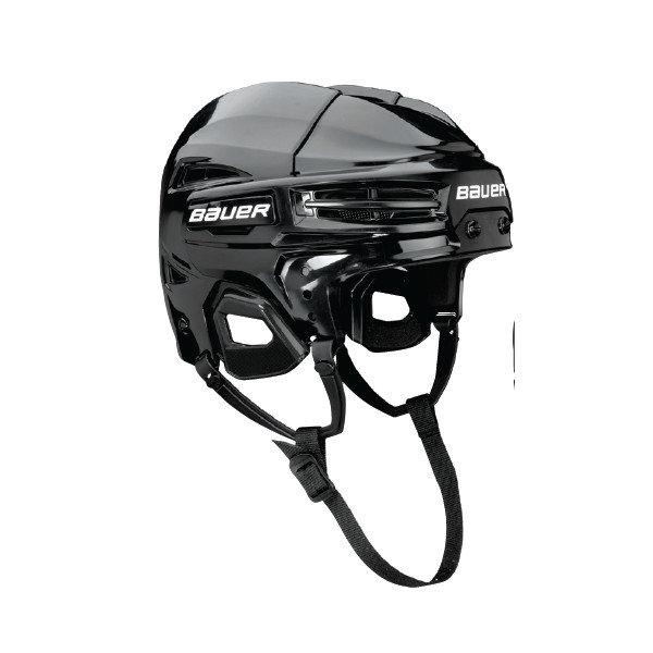 Černá hokejová helma Bauer - velikost M