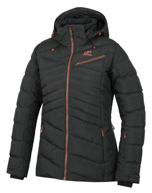 Černá dámská lyžařská bunda Hannah - velikost 42