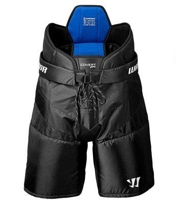 Černé hokejové kalhoty WARRIOR