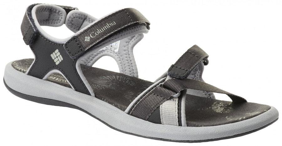 Černé dámské sandály Columbia