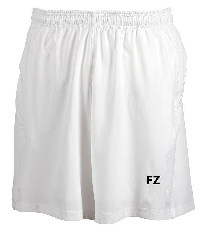 Kraťasy na badminton - Pánské šortky FZ Forza Ajax White XXL