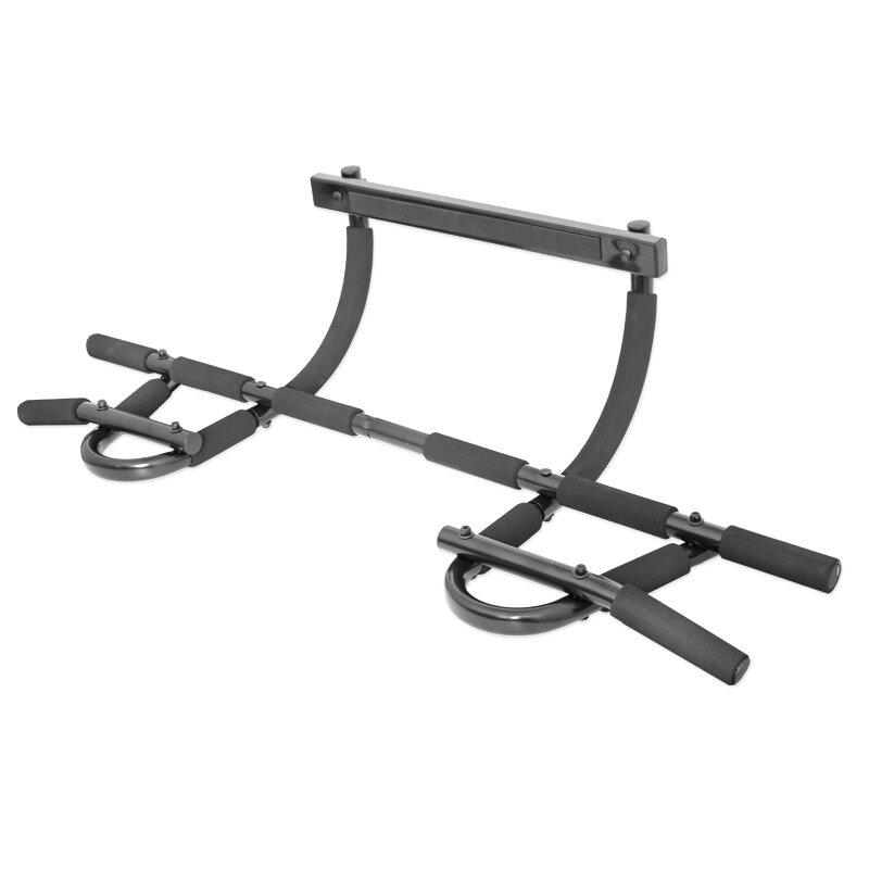 Samovzpěrná dveřní hrazda Master - nosnost 120 kg
