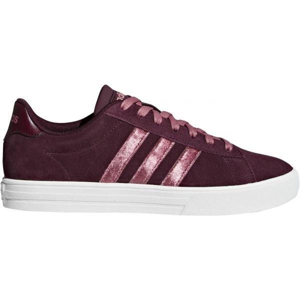 Červené dámské tenisky Adidas - velikost 36 2/3 EU