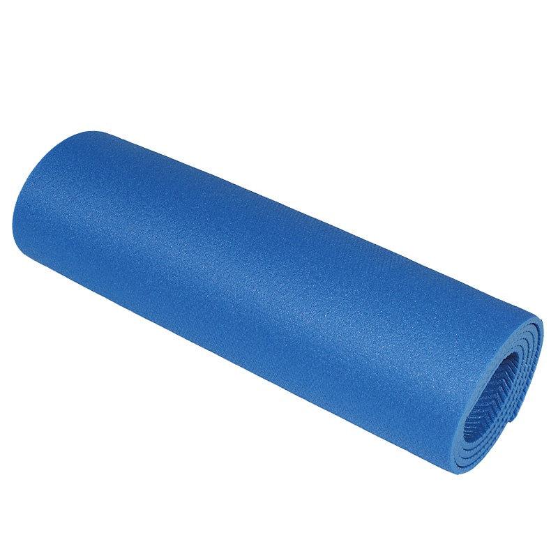 Modrá karimatka Yate - tloušťka 0,6 cm