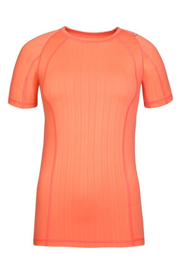 Oranžové dámské funkční tričko Alpine Pro
