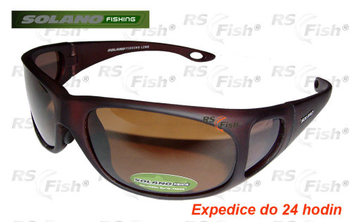 Polarizační brýle - Polarizační brýle Solano 1061 + pouzdro zdarma