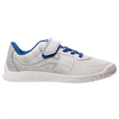 Bílé tenisové boty - obuv 730, Artengo - velikost 28 EU