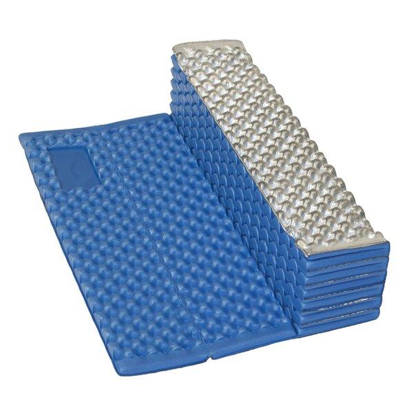 Modrá karimatka Yate - tloušťka 2 cm