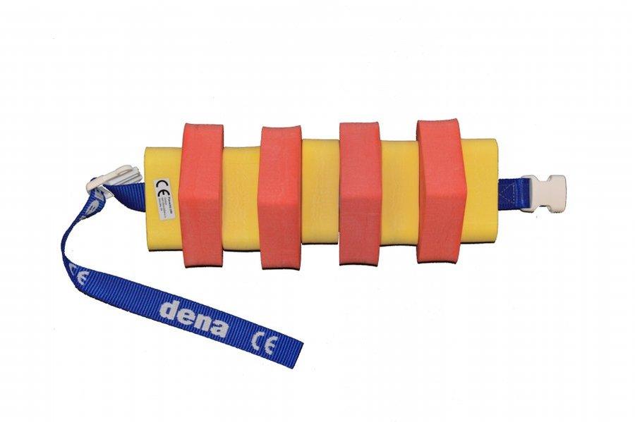 Čtyřdílný plavecký pás Dena - délka 85 cm