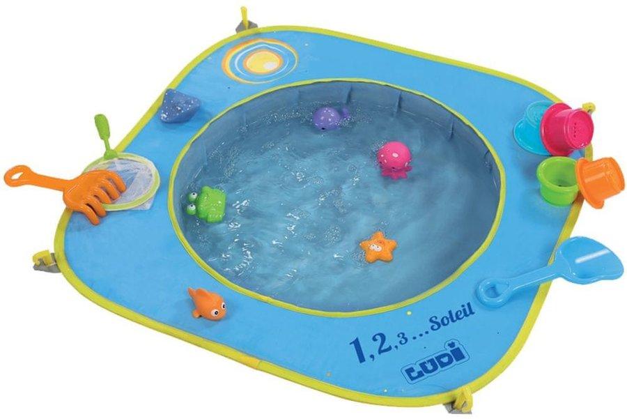 Dětský kruhový bazén Ludi - průměr 50 cm a výška 16 cm