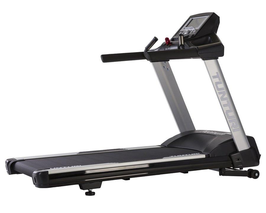 Běžecký pás PLATINUM PRO Treadmill 5HP, Tunturi - nosnost 150 kg