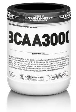 BCAA - Sizeandsymmetry BCAA 3000 400 tablet