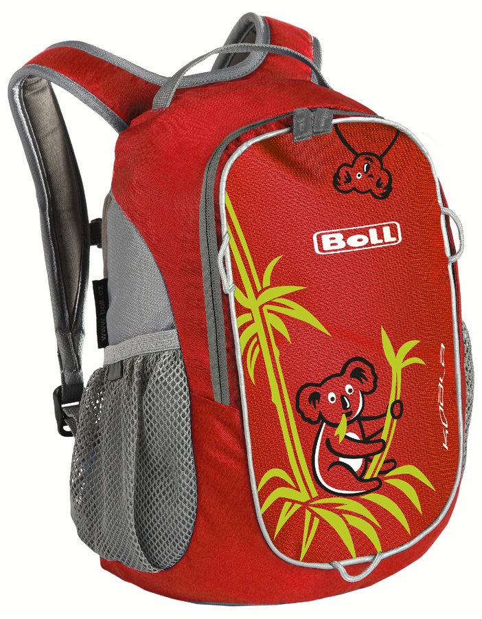Červený batoh Boll - objem 10 l