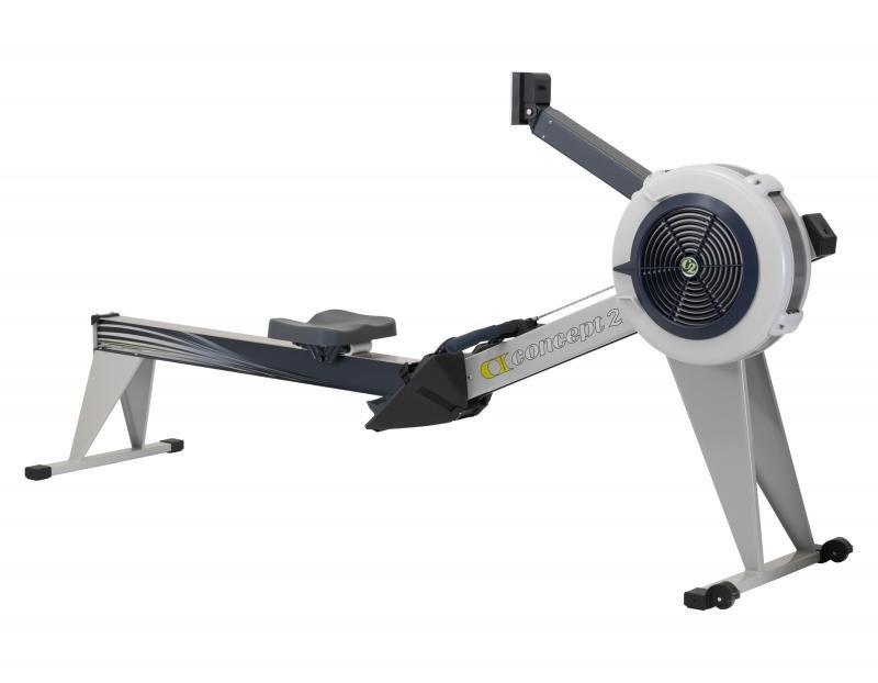 Veslovací trenažér E PM5, Concept2 - nosnost 225 kg