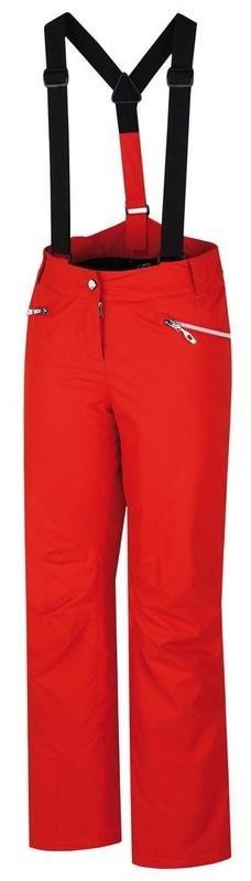 Oranžové dámské lyžařské kalhoty Hannah - velikost 36