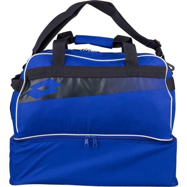 Modrá sportovní taška Lotto - objem 56 l