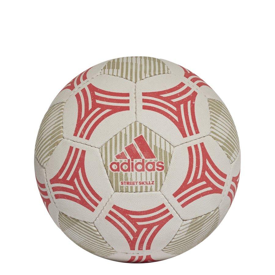 Bílo-červený futsalový míč Tango Sala, Adidas