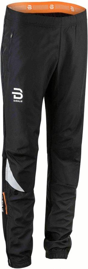 Černé dámské kalhoty na běžky Bjorn Daehlie