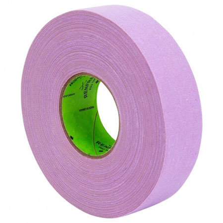 Růžová hokejová páska na čepel Scapa - délka 25 m