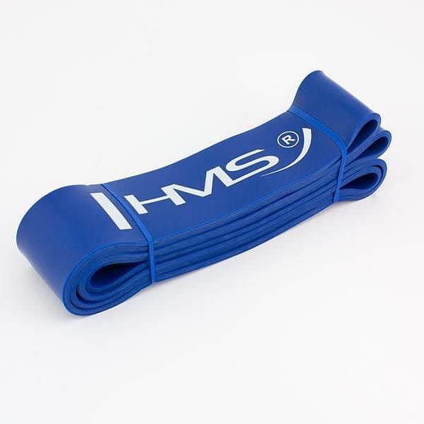 Posilovací guma - Odporová guma HMS GU05 modrá