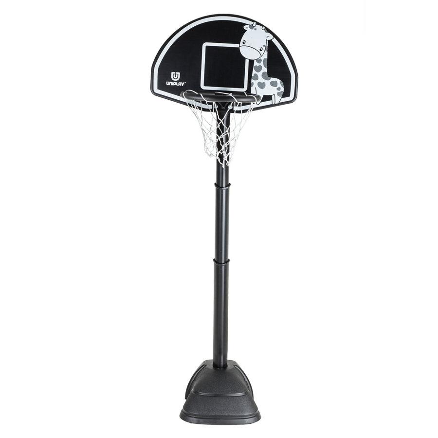 Basketbalový koš - Dětský basketbalový koš inSPORTline Girrafe