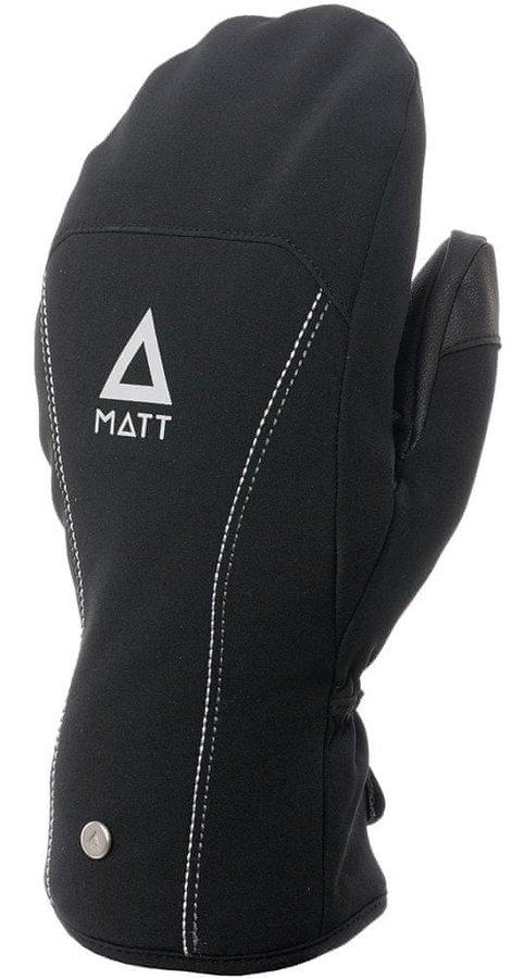 Černé dámské lyžařské rukavice Matt - velikost S