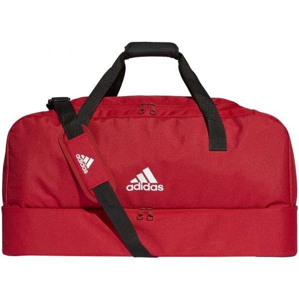 Červená sportovní taška Adidas