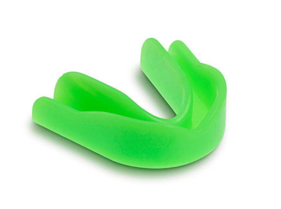 Zelený chránič na zuby na bojové sporty Game Guard