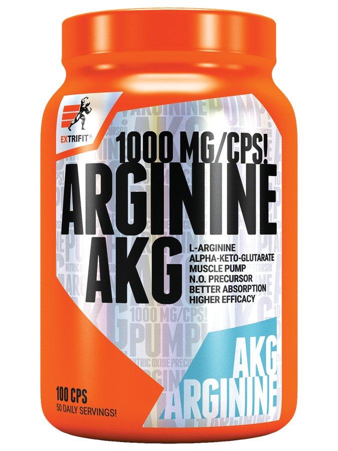 L-Arginin Extrifit - 100 ks
