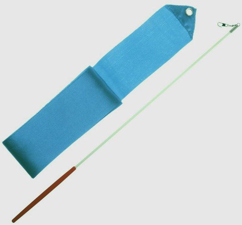 Modrá gymnastická stuha Sedco - délka 3 m