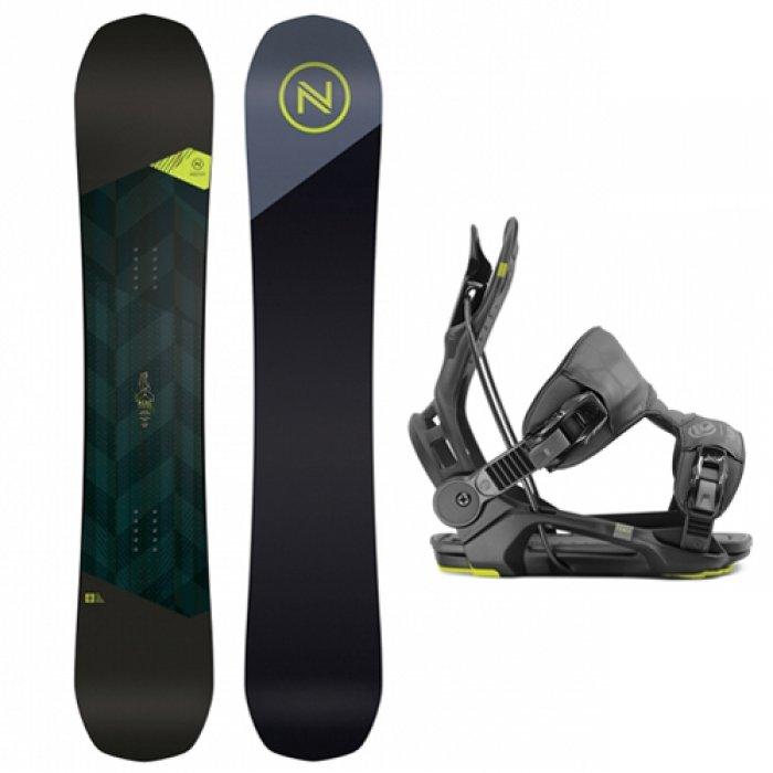 Snowboard s vázáním Nidecker