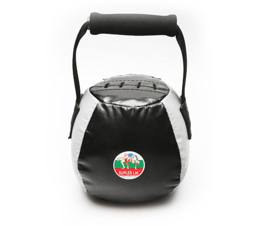 Kettlebell - Suples Fit® bell 14kg - černá